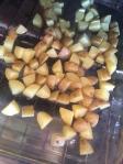 pre-roasted potatoes